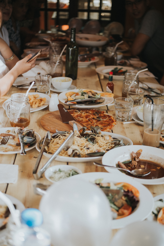 Italian Feast Sat 28 August 2021