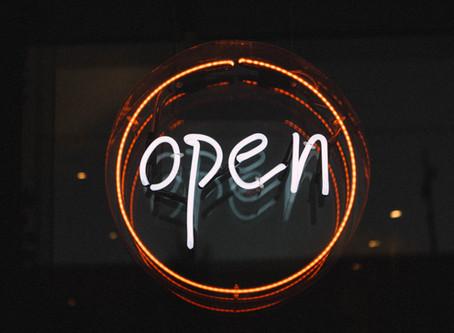 DMI Open as Normal 3/16/2020