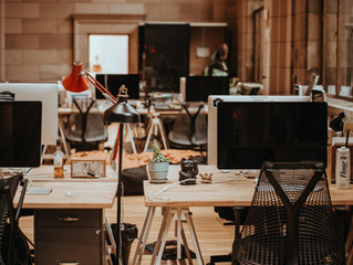 Fresh Content: 3 Simple Ways To Enhance Your Working Environment