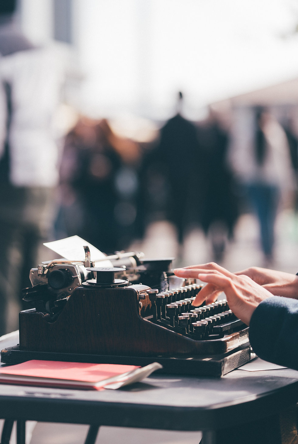 Your story with writing & editing