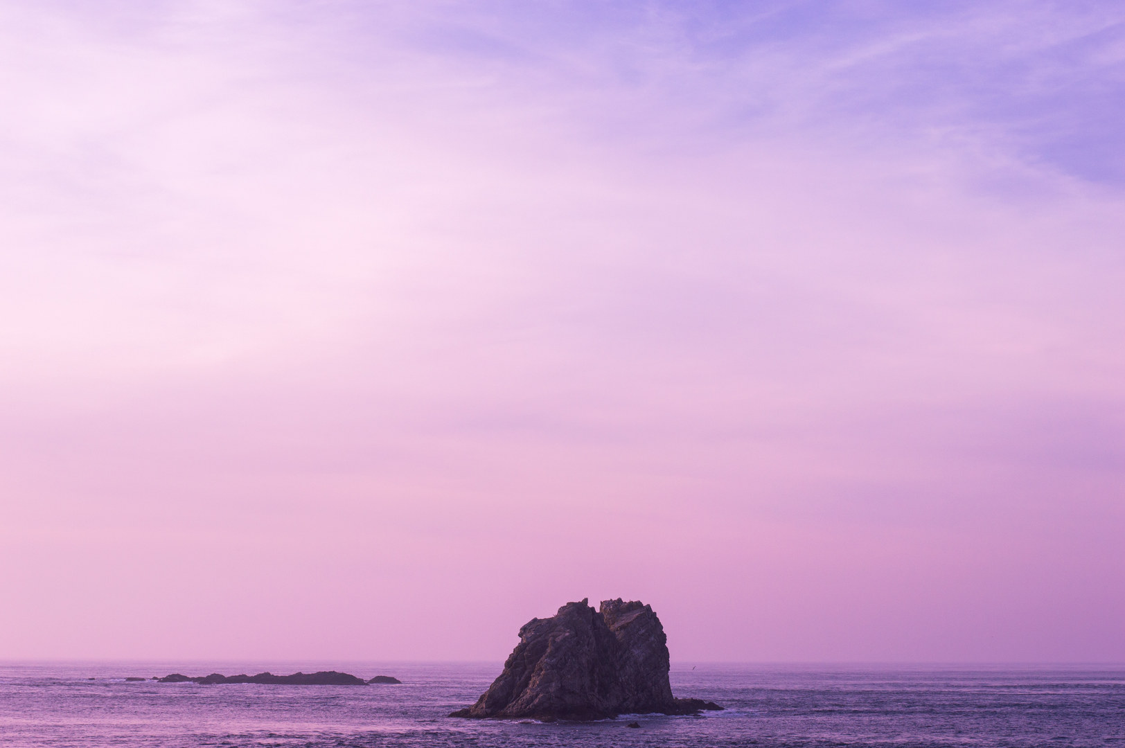 Purple-Sky-Sea-Space-Ocean-Island-Nested-FengShui-ColorExploration