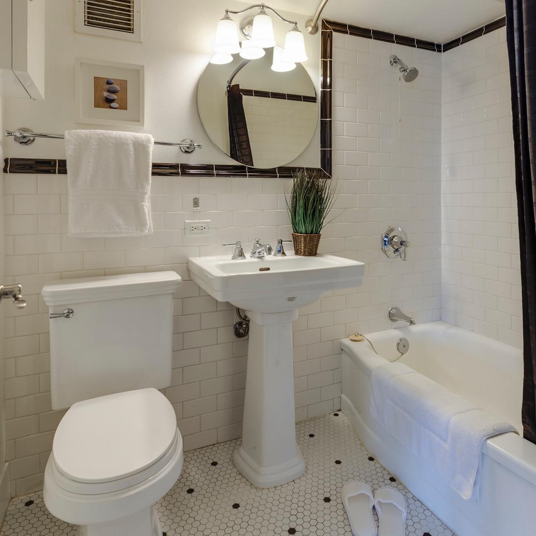 Ванная комната от мастеров RusRemont.