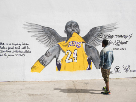 Kobe Bryant's Daughter Unintentionally Excluded from Family Trust
