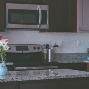 HOW TO SEAL YOUR GRANITE COUNTERTOPS