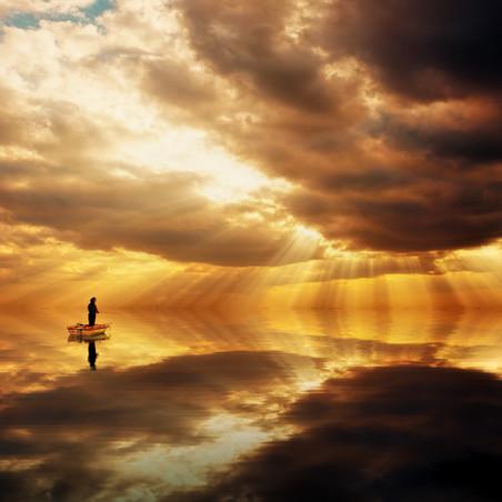Sunday Inspiration: Are You Seeking God's Kingdom?