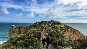 Grampians + Great Ocean Road Adelaide - Melbourne