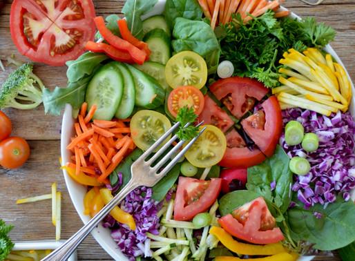 Very Veggie Pasta Salad