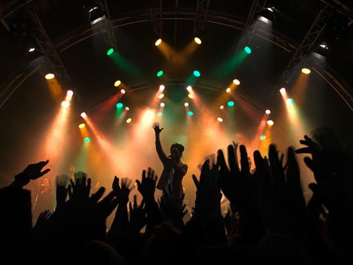 Evidencia de vacunación COVID-19 o prueba negativa del virus para asistir a conciertos
