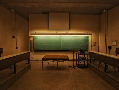 ¿Y si el salón de clases fuera testigo de tus enseñanzas?