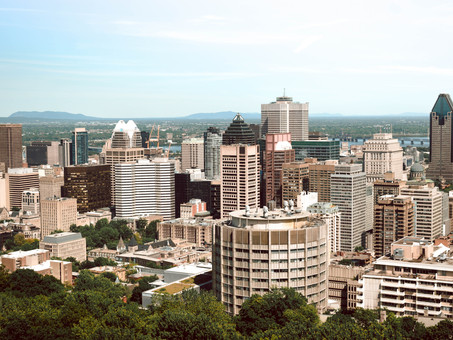 Top 5 Most Stunning Views in Montreal