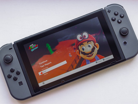 Which Switch games have Gyro Aiming?