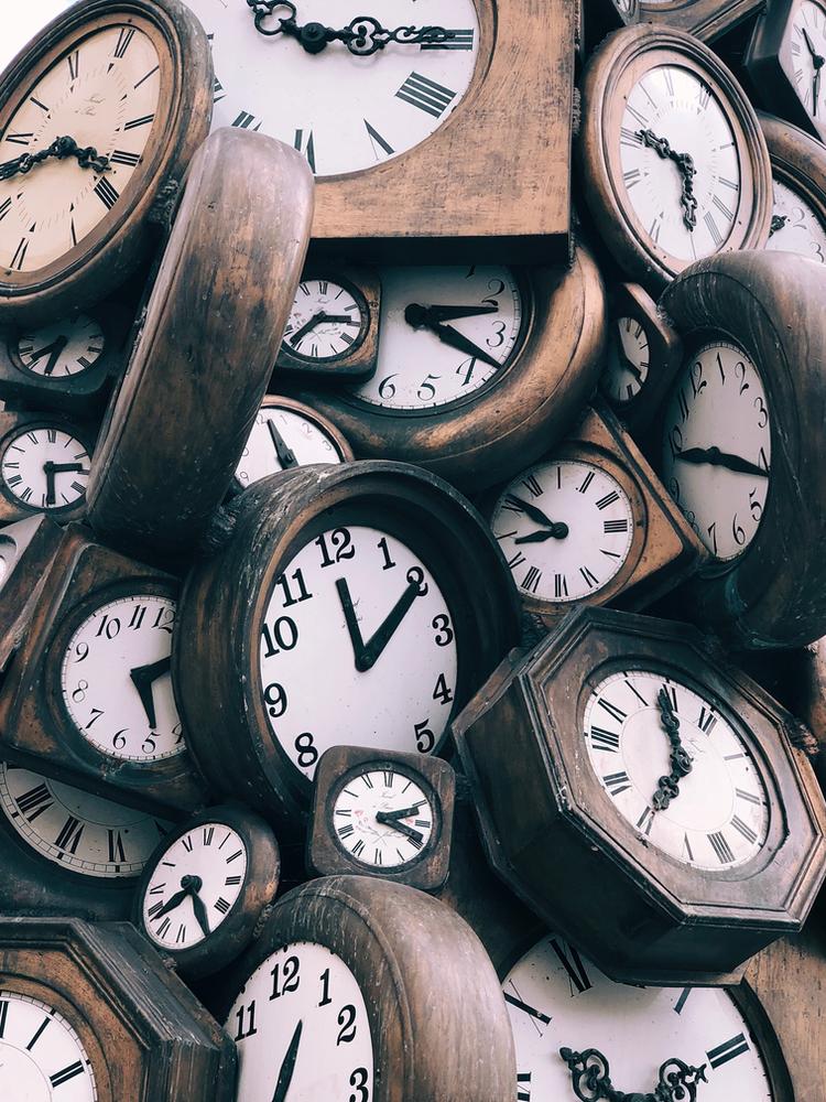 Self care in grad school: TIME BOUNDARIES