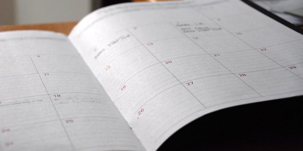 December General Monthly Meeting