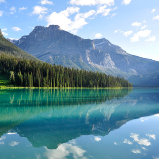 Golden, Yoho & Kootenay National Park - Canada