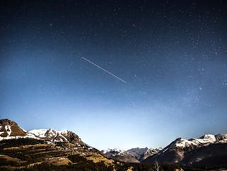 Komende nachten veel vallende sterren!