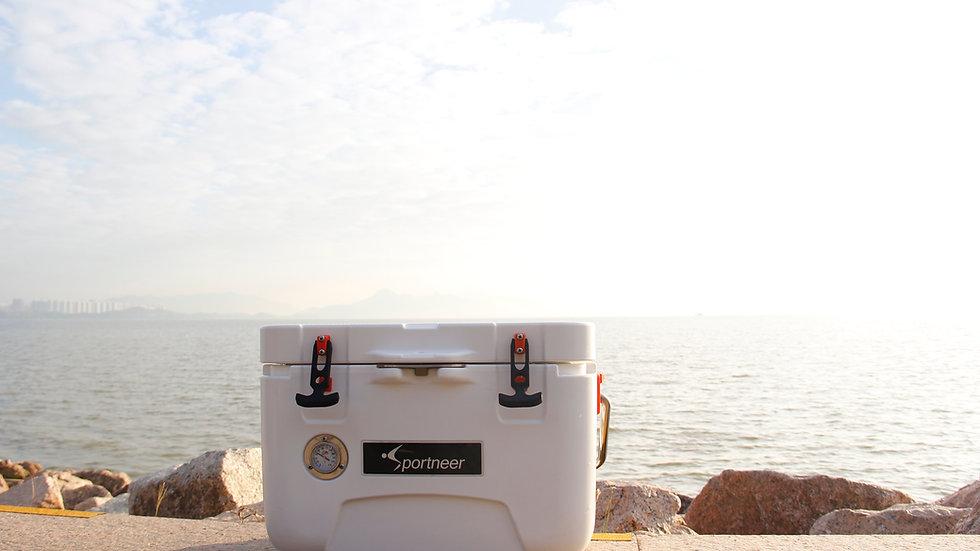 Cooler Deposit