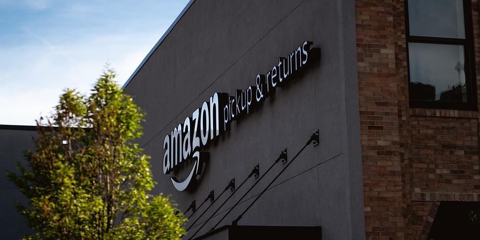 Amazon Warehouse Visit