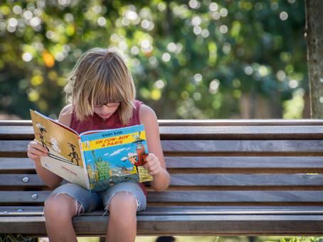 A képregény reneszánsza – az olvasás alkonya?
