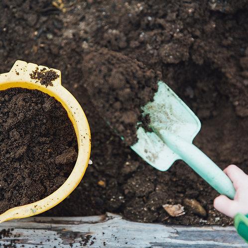 Compost $30/cu yd