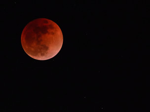 LUNAR ECLIPSE | June 5, 2020, | How To Slay The Dragon