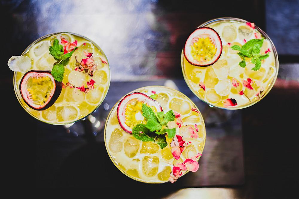 Cocktail Passion Salvador Mule