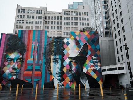Murals in the Twin Cities