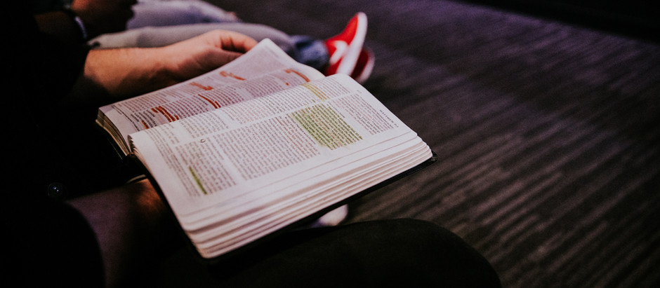 Bible Studies at OHCC!
