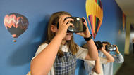 Virtual and Augmented Reality in the Middle School Classrooms (Fall 2019)