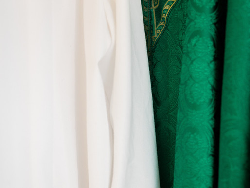 Priestly Ordination (May 29)
