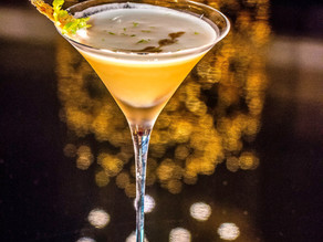 Hard 'Cide-car' Cocktail