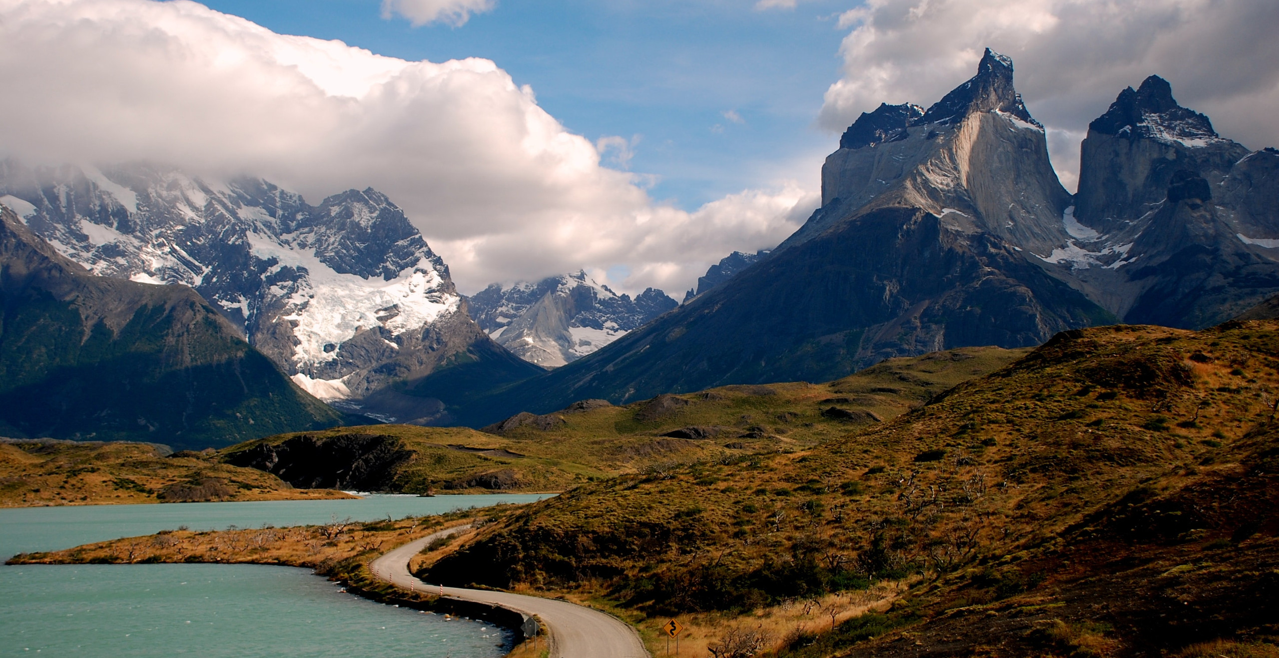 torres del paine national park in patagonia is a must-see place