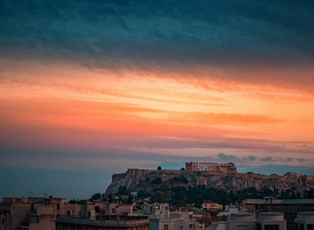 Sailing from Athens? Here is how we did it...