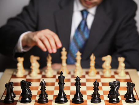 The Bottom Line: Why Negotiation is Nothing Like Chess.
