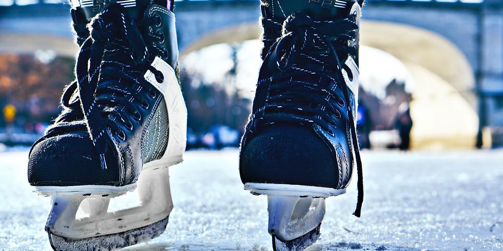 Ice Skating - District Explorer Meeting
