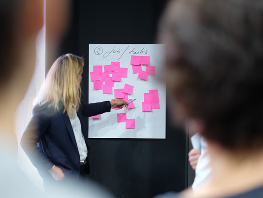 With the Value Proposition Canvas to the optimal B2B content