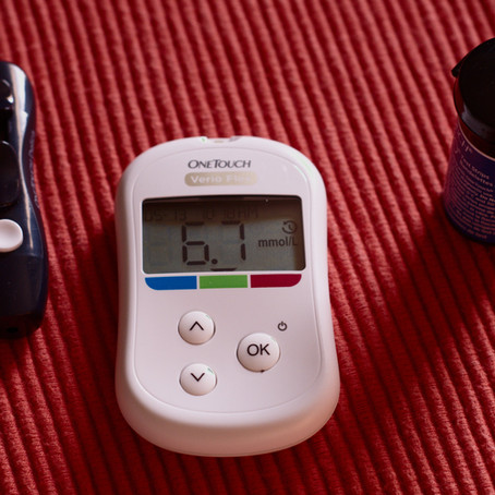 3 Ways to Manage Your Diabetes this (COVID-19) Holiday Season!