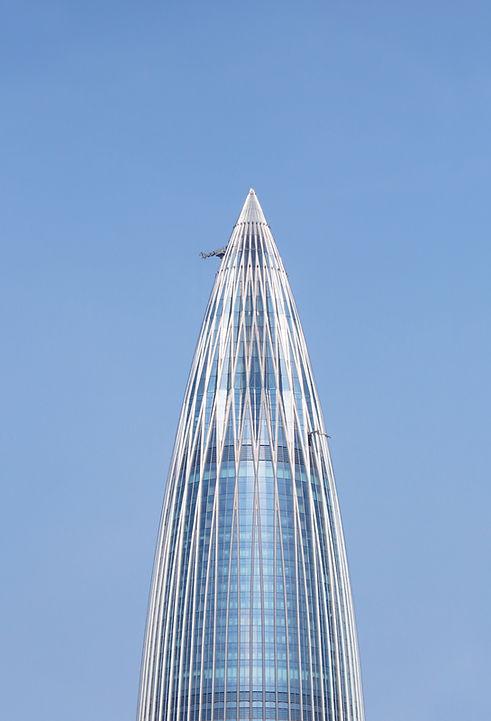 shenzhen city landmark china resources tower