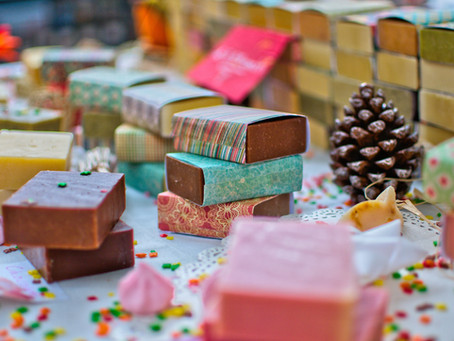 Natural Soaps: Your Line of Defense Against COVID-19