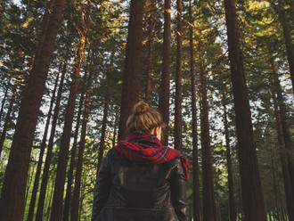 Forest Bathing | Mental Health Awareness week | Wildeye Adventures