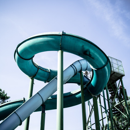 The Waterslide of Life