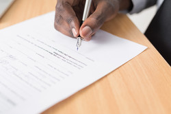 4. Agreement (Signing the contract / Purchase order)