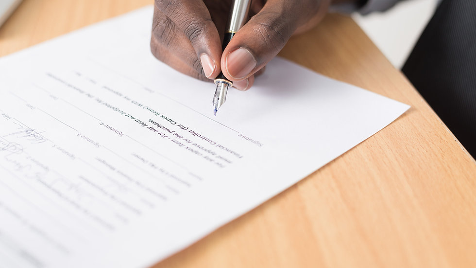 Employment Contracts - the fine print and risks explained
