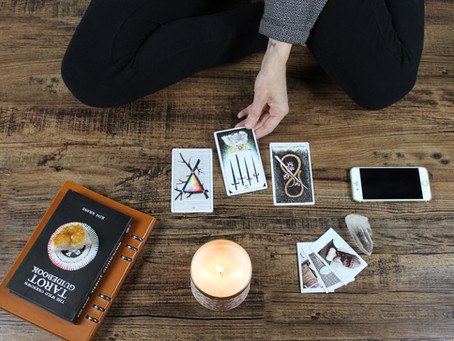 Choosing Your Tarot Deck