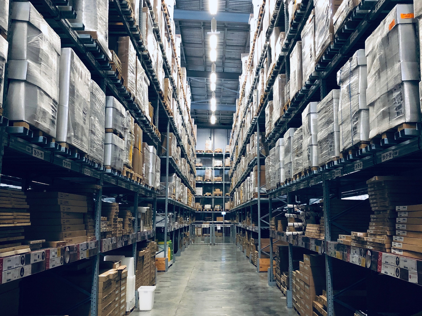 Inventory/Warehouse Management