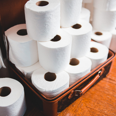FEAR AND TOILET PAPER