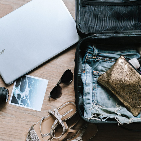 What to pack when Studying abroad in Europe