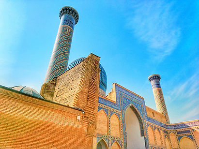 The ancient Silk Road cities of Samarkand, Bukhara and Khiva conjure up images of unimaginably wealthy oases linked by caravans, of imperial politics and incredible architecture. Beautiful turquoise domes and towering minarets grace the skyline while down below everyday life goes on in markets and cafes from years gone by. With hospitality firmly ingrained into the culture, this is one country you will not want to miss.