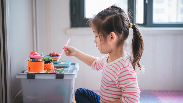 子どもの観察力と聞く力