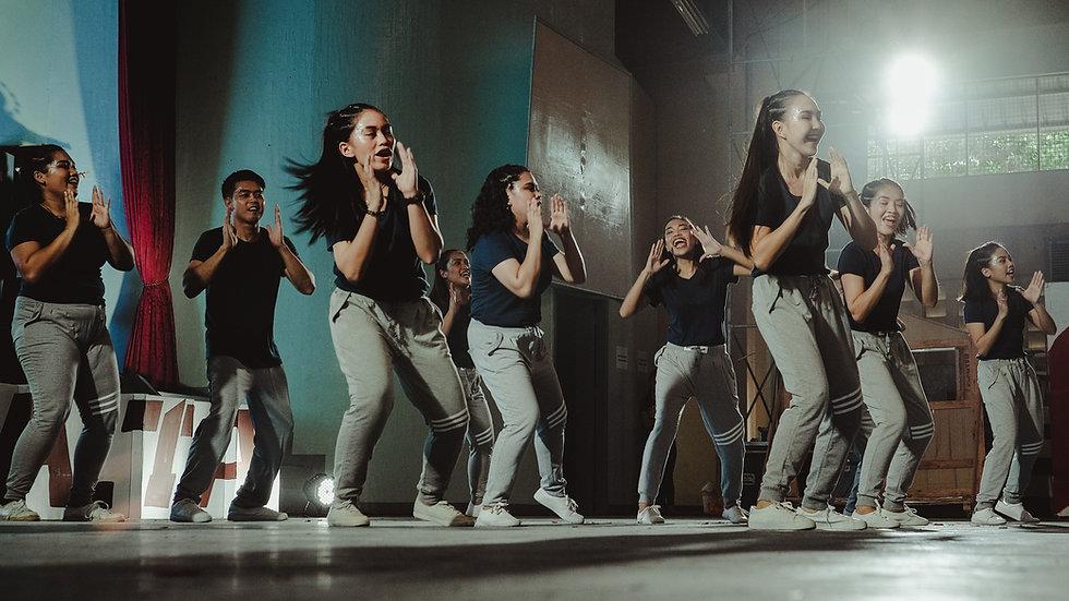Hip Hop Technique & Choreography