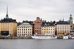 7 DAYS COPENHAGEN TO STOCKHOLM ABOARD THE MARINA